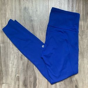 Lululemon Fast and Free Tight *Non-Reflective 25